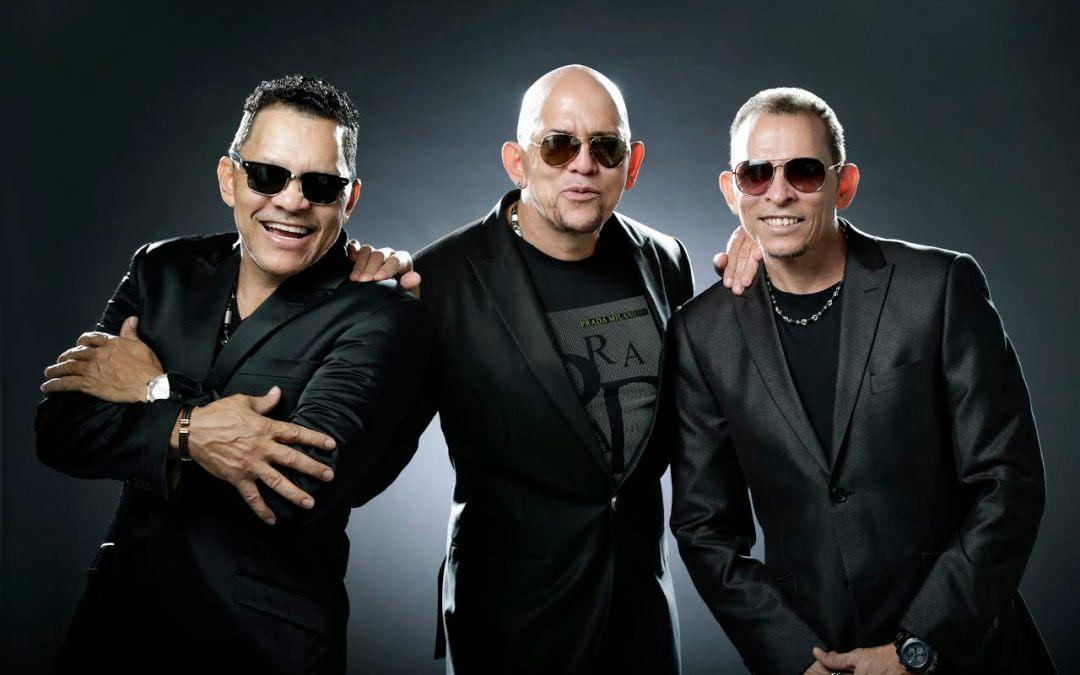 Los Hermanos Rosario y Chiquito Team Band van a Jet Set