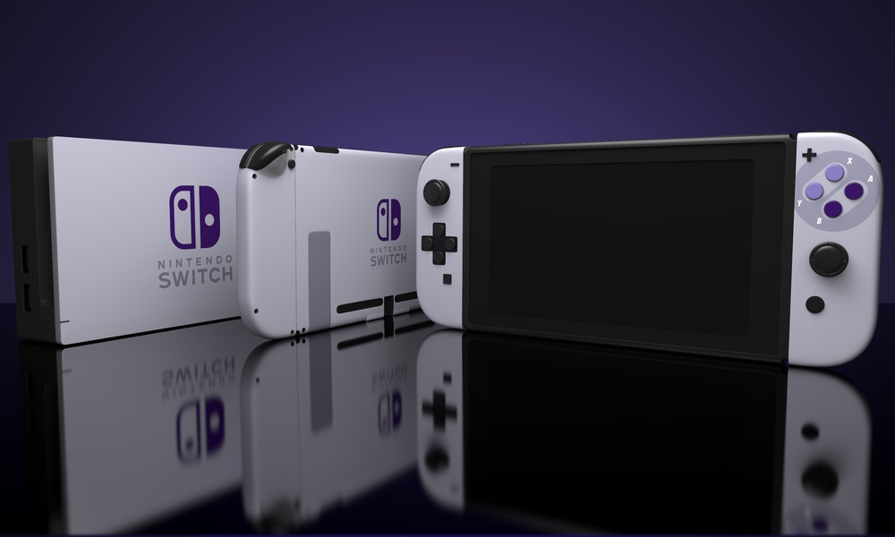 Nintendo trabaja en una versión mejorada de Nintendo Switch