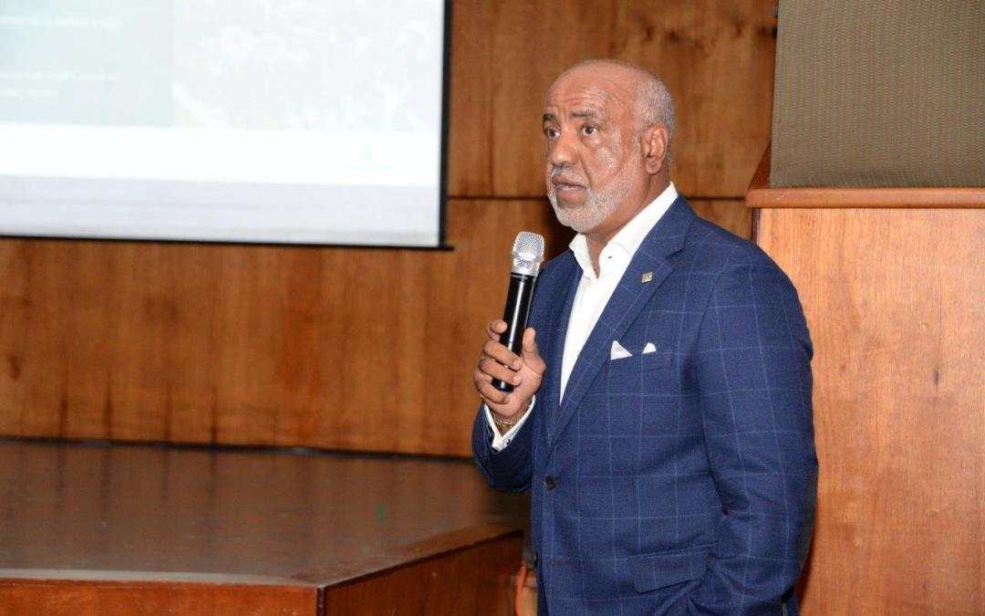 Ejecutivo del Grupo Puntacana afirma República Dominicana tiene potencial como hub logístico