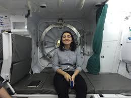 Isabel Torrón, la dominicana que trabaja en la NASA