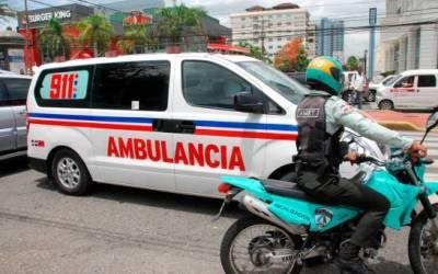 Heridos durante asalto miembros de equipo motorizado del 9-1-1