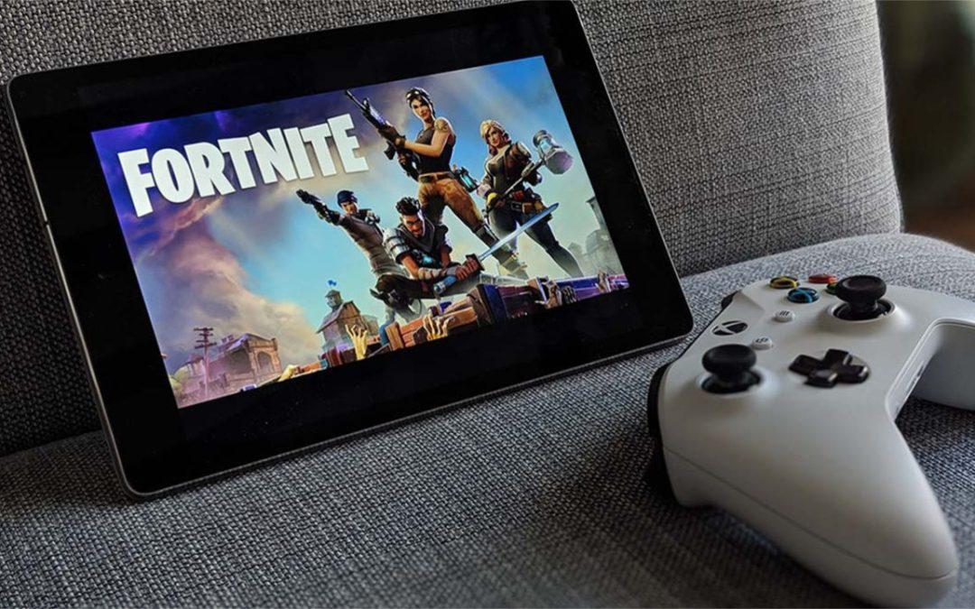 El iPad Pro mueve Fortnite mejor que la Switch