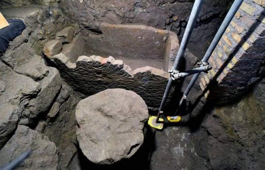 Hallan un monumento funerario en Foro romano dedicado supuestamente a Rómulo