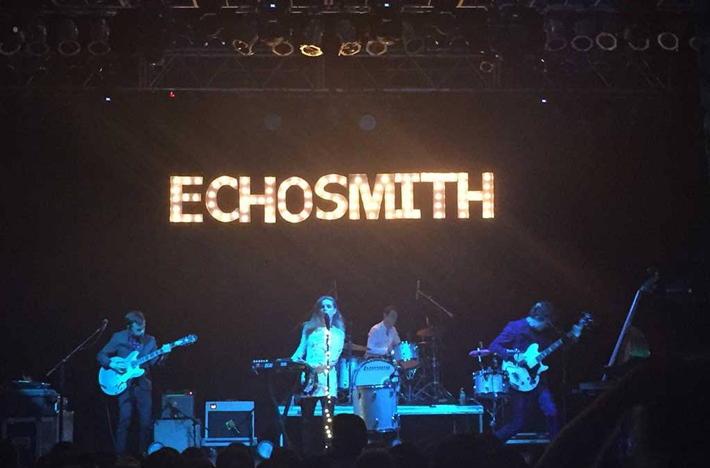 Echosmith makes it big on and off stage