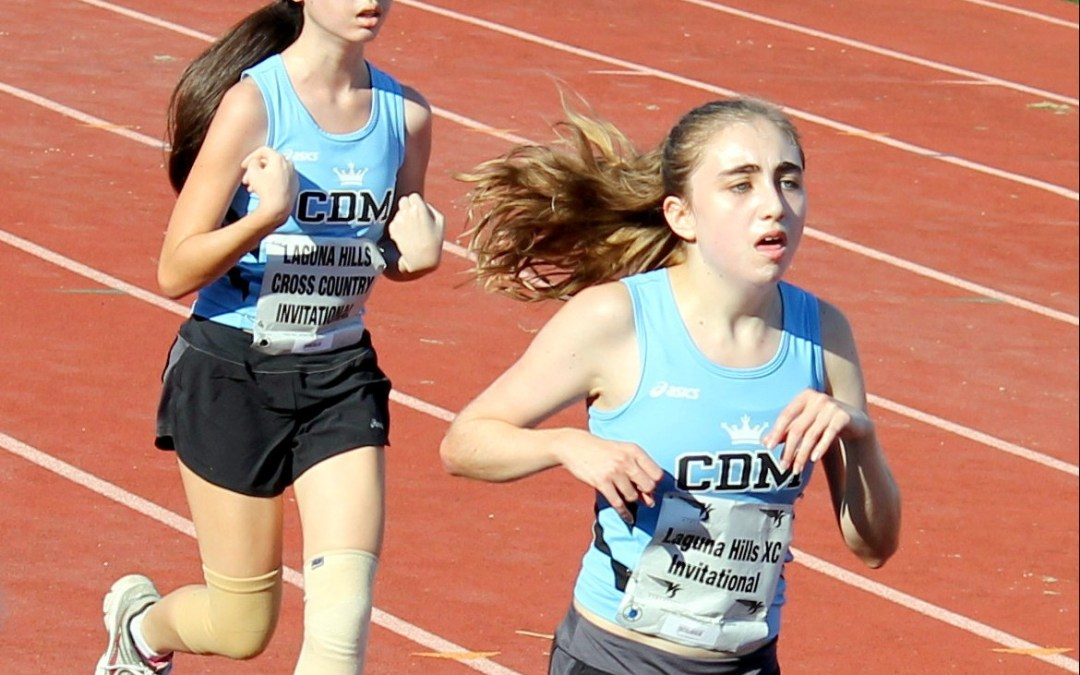 Sophomore runner Suzanne Arenal inspires others one step at a time