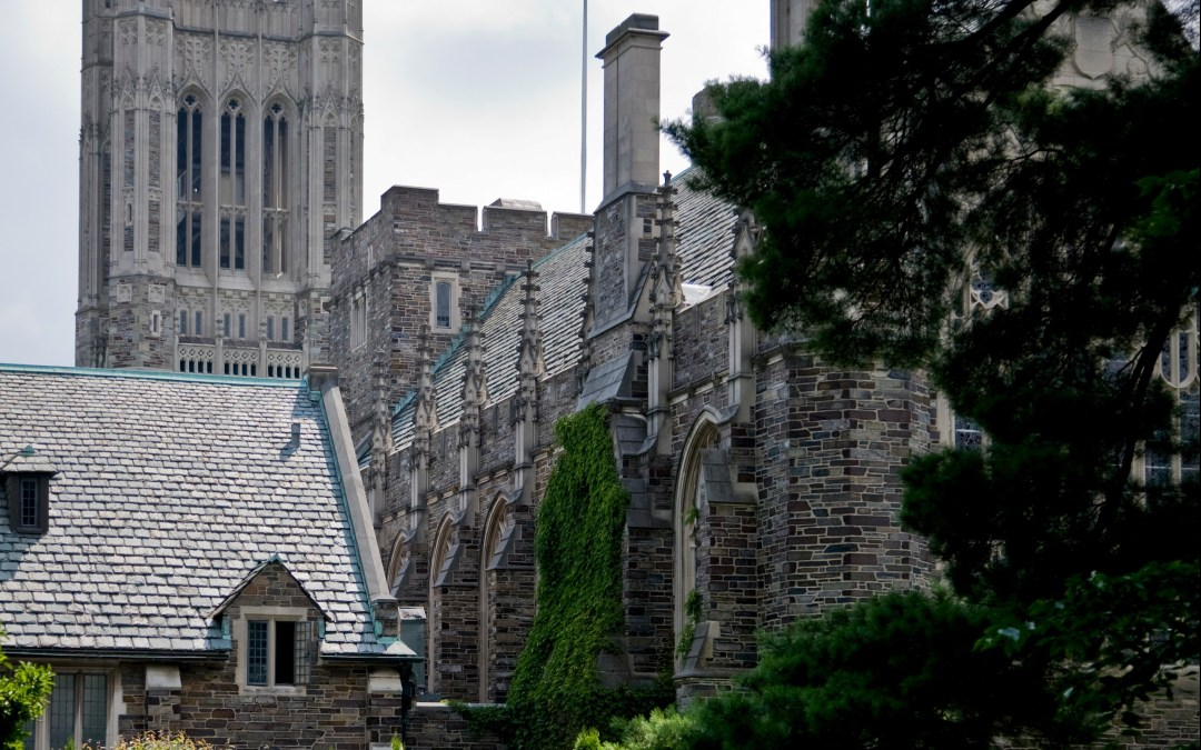 College tips from Princeton University