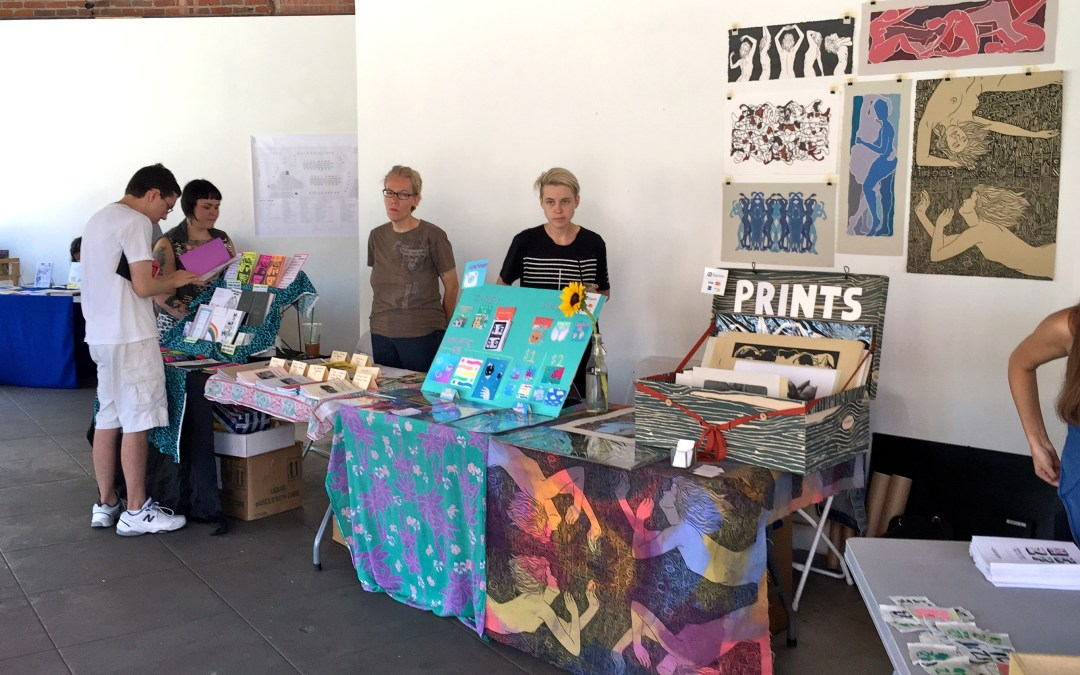 2015 Orange County Zine Fest spreads the love for indie press