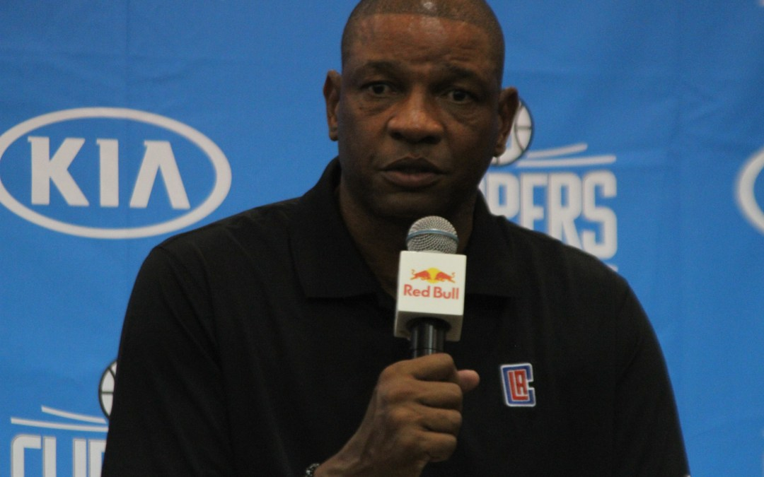 Clippers bring determination to media day