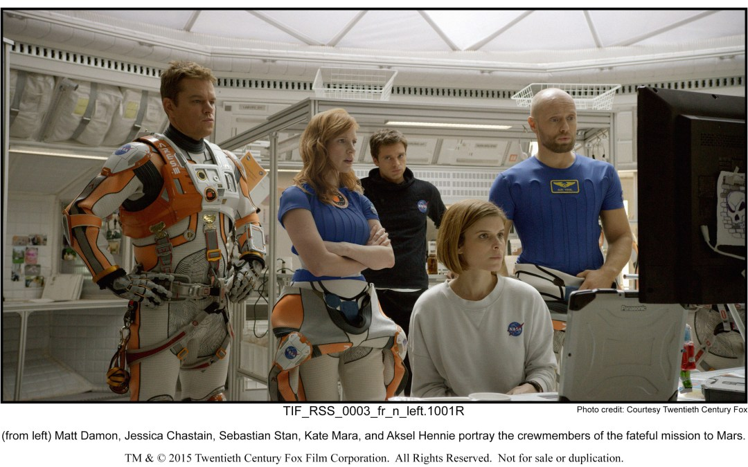 'The Martian' redefines genre with doses of humor