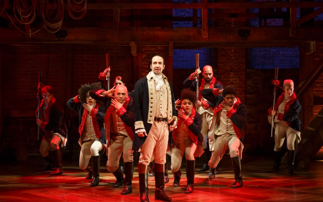 How 'Hamilton' changed my perspective on history