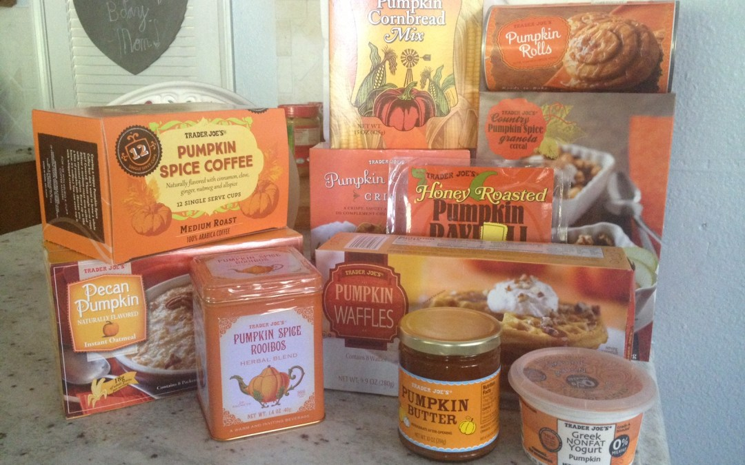 Five best foods to try during Trader Joe's Pumpkin Palooza