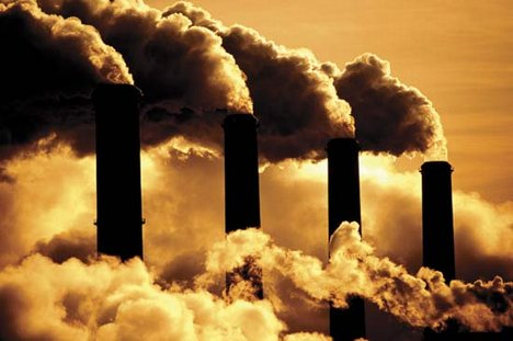 Pollution on the rise