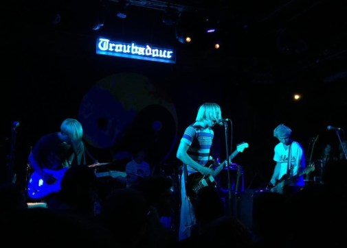 SWMRS play at the Troubadour