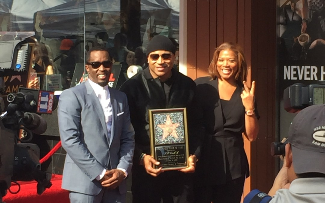 New star on the Walk of Fame: LL Cool J