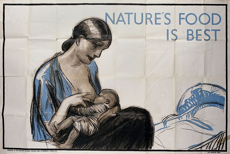 Opinion: breastfeeding only deemed acceptable in private