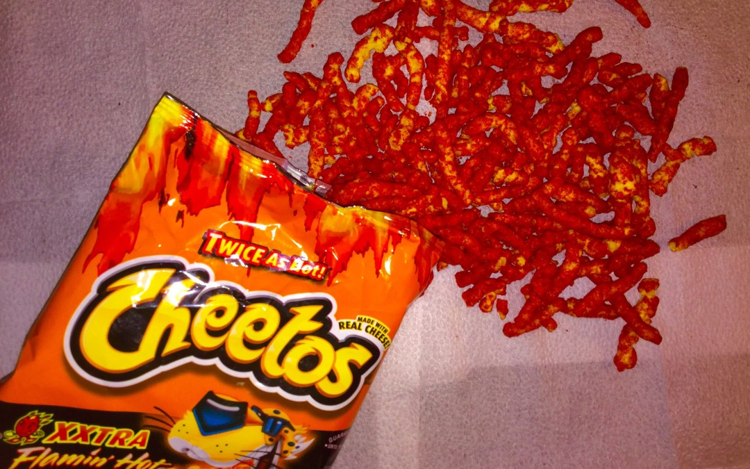The dangers of Hot Cheetos