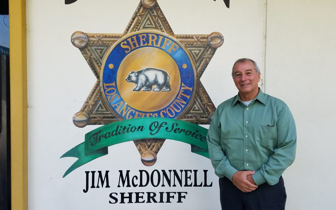Profile: Steven Biagini, captain of the East Los Angeles Sheriff Department