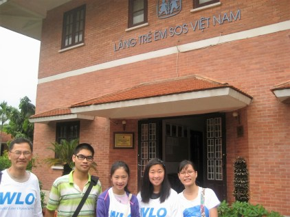 SOS Children's Village in Hanoi