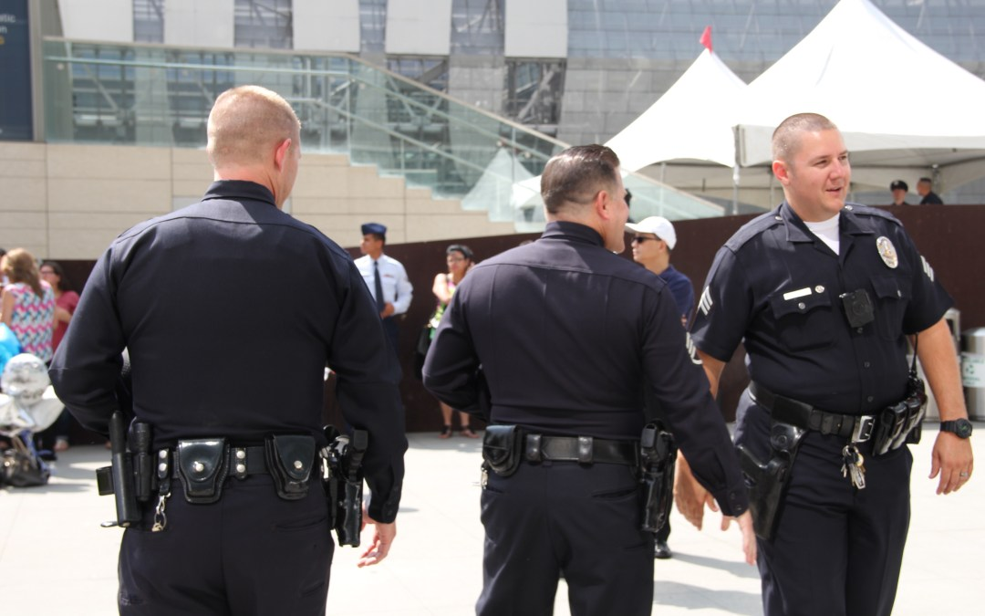 Young LAPD graduate: 'We're producing a new police force'