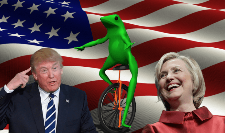 Compilation of the internet's best reactions to the presidential debate