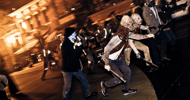 Must-go-to frightful mazes at Universal Studios Hollywood's Halloween Horror Nights