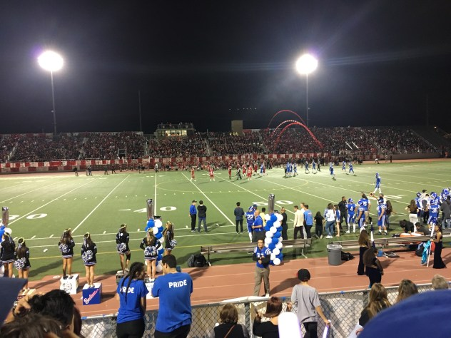 Burbank VS. Burroughs Showdown