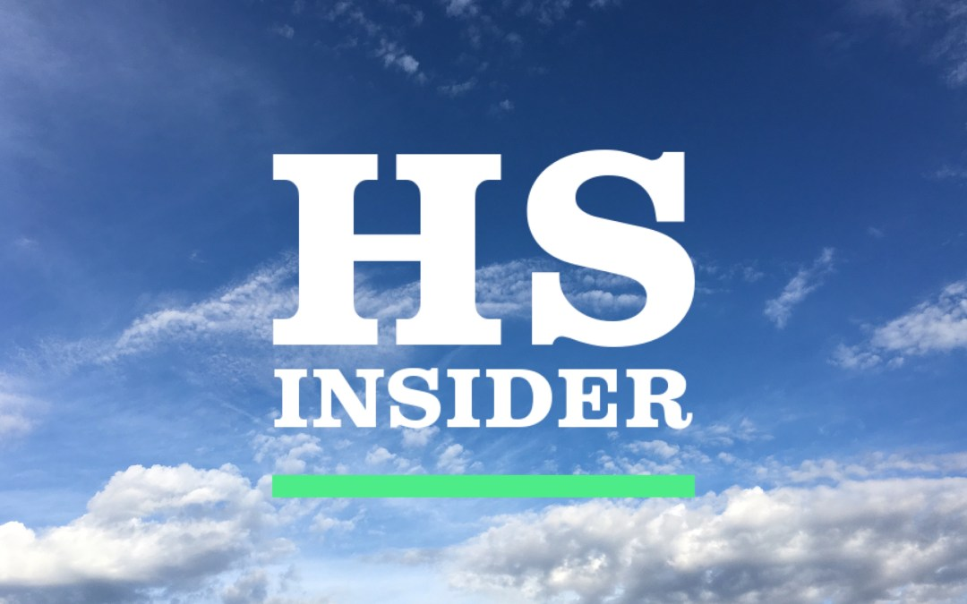 An end-of-the-year letter to my fellow High School Insiders