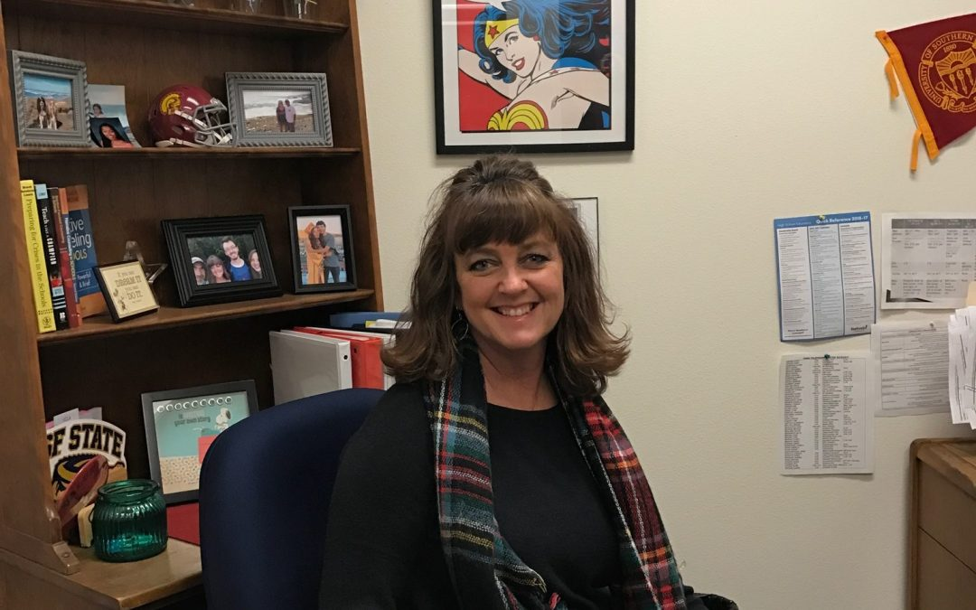 Unsung Heroes: Hard work and persistence, the story of Mrs. Kathy Granite