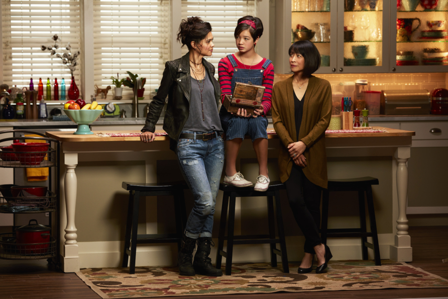 'Andi Mack': A new Disney Channel show from 'Lizzie McGuire' creator and 'The Breakfast Club' producer