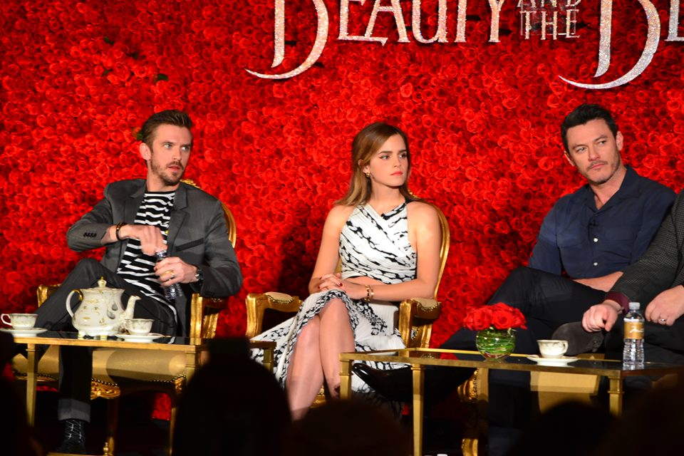 Six things we gleaned from the 'Beauty and the Beast' press conference