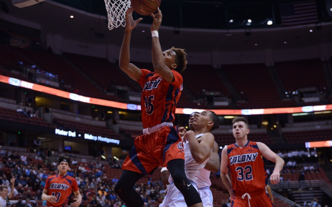Colony, Capo, and Montgomery snatch CIF SS rings at Honda Center: Breakdown and highlights