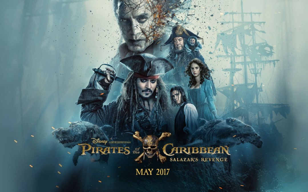 Behind-the-scenes of 'Pirates of the Caribbean: Dead Men Tell No Tales'