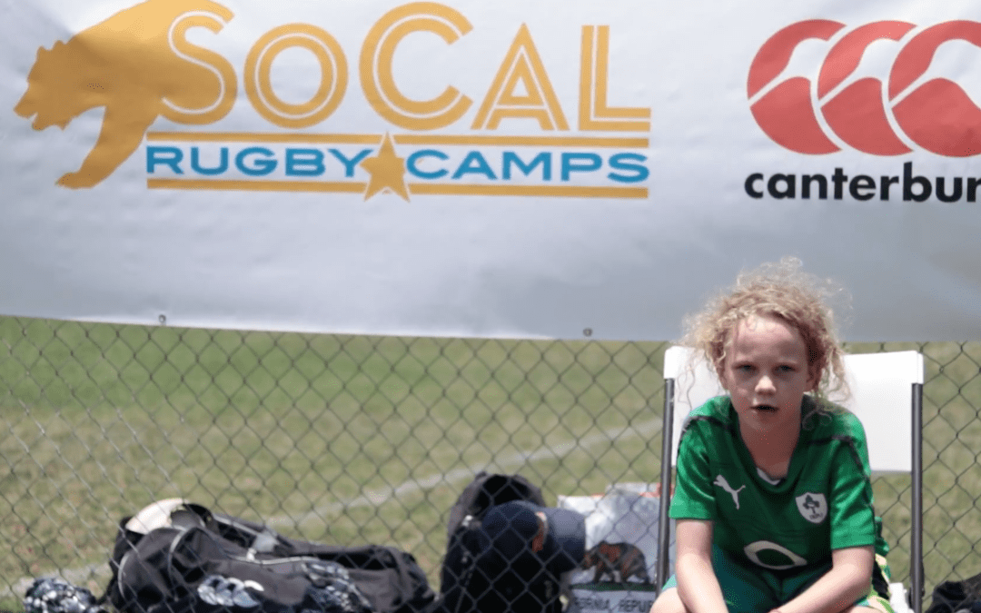 Ten-year-old rugby player: 'I'm not scared of you'