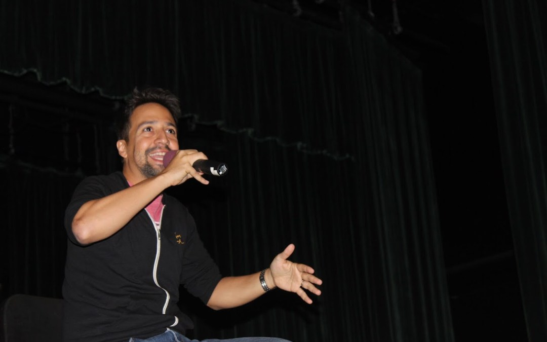 'Hamilton' writer hits stage at Panorama High School