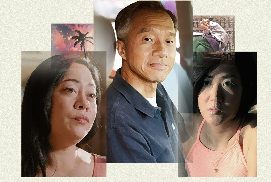 'Father's Day': Being an Asian artist in the midst of Los Angeles