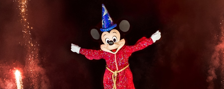 Opinion: What Disney's 'Fantasmic' taught me about my anxiety