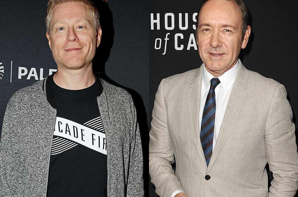 Hollywood realizes men can be victims of sexual harassment too