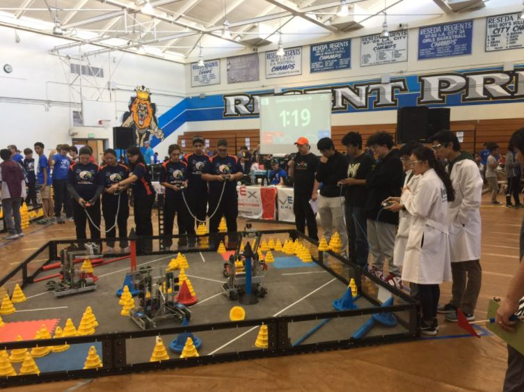 VEX Victory in the Valley 2017