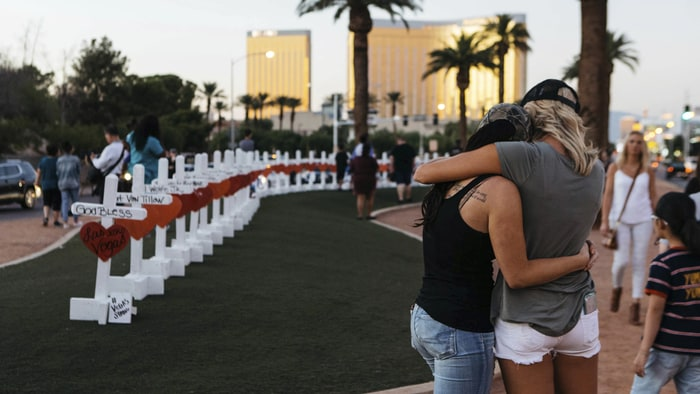 Opinion: Mass shootings in America are a problem