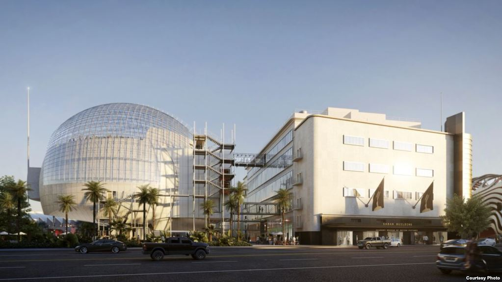 Hollywood film museum announced