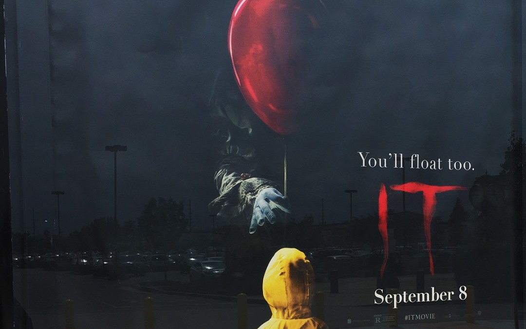 'It': the terrifying misadventures of an inter-dimensional clown