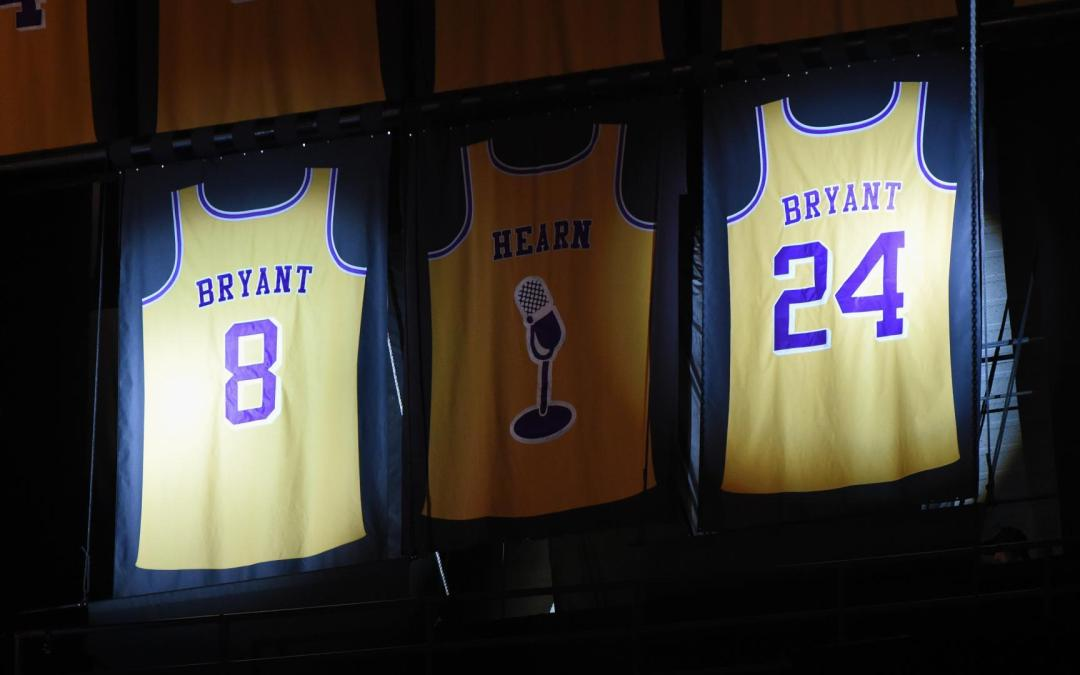 20 years of greatness immortalized with two jerseys