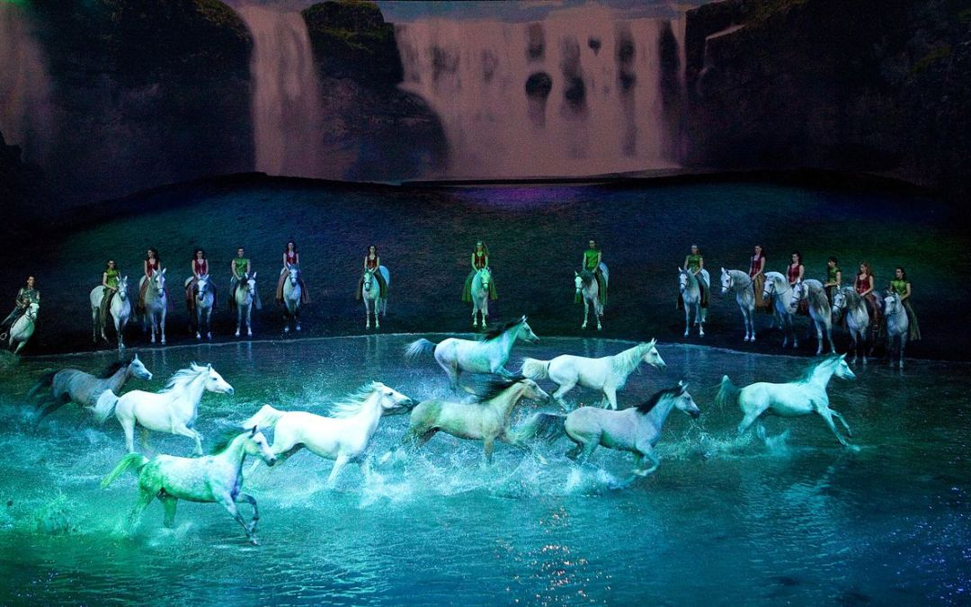 """Review: Gallop into a majestic world with """"Odysseo"""""""