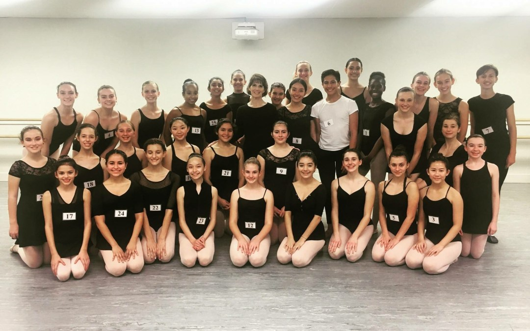 CSArts-SGV Students Receive a Master Class with Sophie Monat