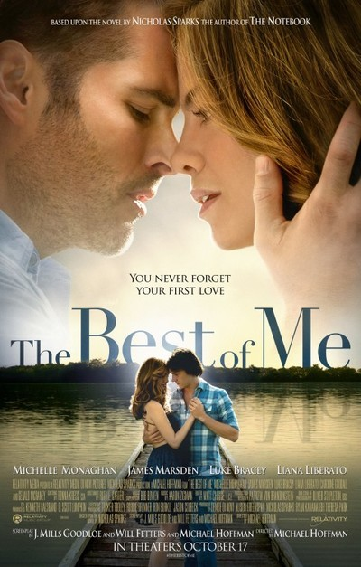 """Movie Review: """"The Best Of Me"""""""