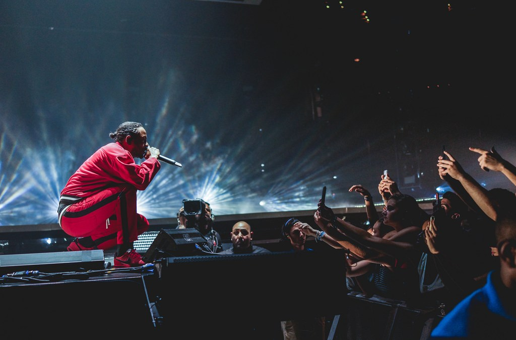 Review: Kendrick Lamar and his Powerful Performance