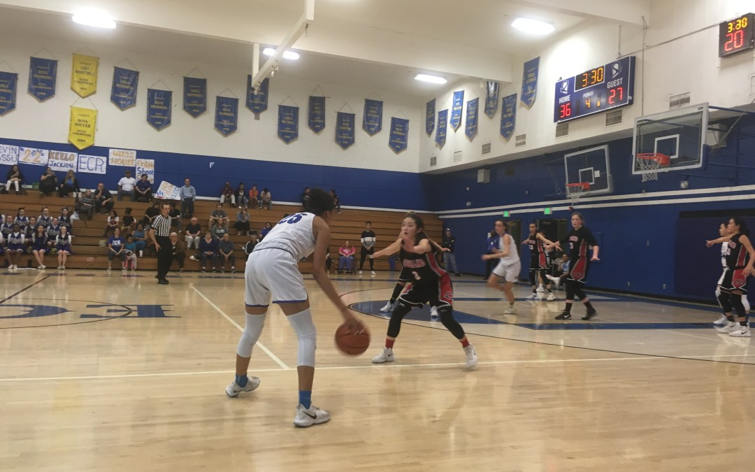El Camino girls' basketball wins through winter, looks to defend home court against Granada Hills