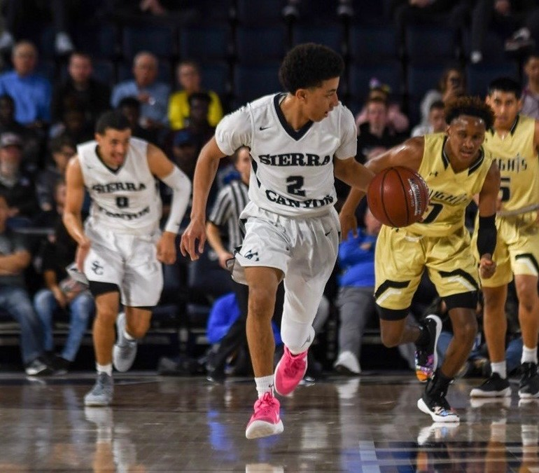 Etiwanda and Bishop Montgomery have win streaks snapped, Sierra Canyon advances to finals: Open Division Semis