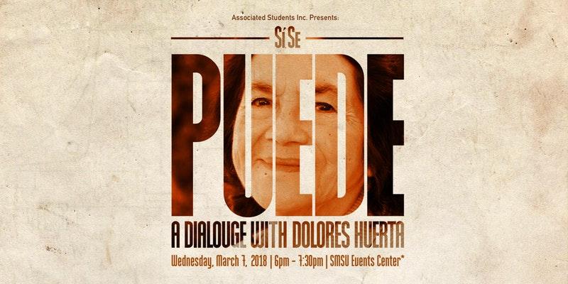 Activist Dolores Huerta scheduled to speak at CSUSB