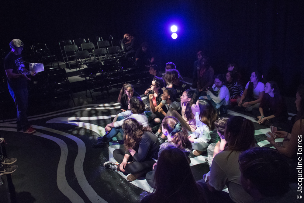 CSArts' Integrated Arts Showcase demonstrates the spirit of the arts